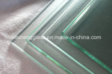 8-10mm Plain Tempered Glass avec Flat Polished Edge
