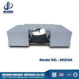 Крышка соединения расширения металла мраморный пола стандартная (MSDGA)