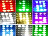 5*5 pixel Matrix 25PCS 12W RGBW 4 in-1 LED Beam Moving Head