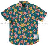 Изготовленный на заказ рубашки напечатанные экраном (ELTDSJ-420)