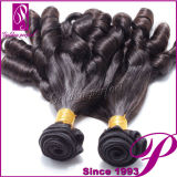 Permedの毛の拡張、黒人女性のペルーの毛の織り方はある場合もある