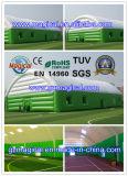Grande tente gonflable de garage de fondation de Hall de tennis de sport (MIC-755)