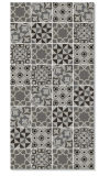 Brown/colore giallo 300X450mm mattonelle di ceramica di pavimento & della parete