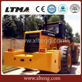 Carregador dianteiro da roda do Forklift do carregador 18t de Ltma