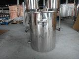 El tanque sanitario de la miel del acero inoxidable