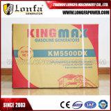 Km5500dx beweglicher Kingmax Energien-Benzin-Generator