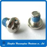 StahlNylok Nylonänderung- am objektprogrammmaschinen-Schraube