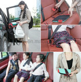 Assento de carro Ultrathin da criança do projeto novo de Zhengqi