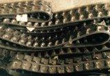 Trilha de borracha User-Friendly (280X102X40) para a mini maquinaria de construção da máquina escavadora