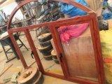 Indicador de alumínio do Casement com cortinas