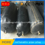 Aufblasbare Gummiwasserprobe-Stecker für konkreten Rohrleitung-Stopper
