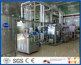 fijar la línea de transformación del yogur línea de transformación revuelta del yogur yogur de la fermentación