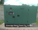 tipo standby generatore di Deyo di tasso di 66kVA 53kw del diesel di Cummins