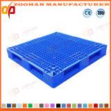 頑丈なプラスチック倉庫の皿パレット(ZHp12)