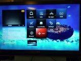 Afinador DVB-S2 híbrido do modulador de Digitas & de afinador de DVB-T2, de ISDB-T e de DVB-C registrador