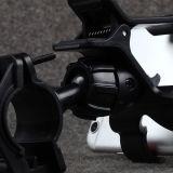 Support de support de guidon de moto pour téléphone cellulaire