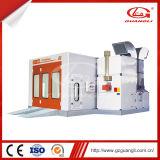 Guangli 제조자 세륨 승인되는 대중적인 물 페인트 분무 도장 부스 (GL4000-A3)