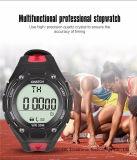 防水夜目に見えるPrdometerのスリープモニタのスポーツのスマートな腕時計