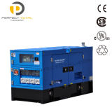パーキンズEngineとの48kw Low Fuel Consumption Silent Diesel Genset