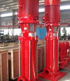 ステンレス鋼の水圧の増圧ポンプ、縦のインライン多段式ポンプ