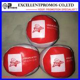 Boule de jonglerie bourrée par PVC marquée faite sur commande de promotion (EP-H7292)
