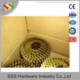 Chiodo del chiodo 2.5*50/Wire della bobina del pallet