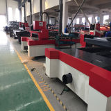 Оборудование гравировки вырезывания плоския лист промышленного машинного оборудования CNC