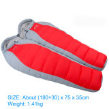 Portable por atacado Traveler Outdoor Camping Sleeping Bag com Hat