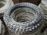 Q195はSGSが付いている電流を通された有刺鉄線を熱浸した