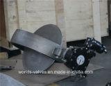 Bolacha inoxidável Type Butterfly Valve de Steel com PTFE Seat