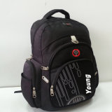 Form Multi-Compartment Laptop Backpack für School, Laptop, Hiking, Travel