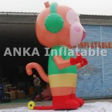 Riesiges Inflatable Cartoon Figurine Toys für Fun Customized Design