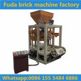 Máquina oca semiautomática do bloco/pavimentação da máquina do tijolo