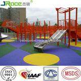 Erhältliches EPDM Körnchen der verschiedenen Farben-für Kind-Spielplatz-Bodenbelag