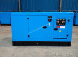 De Diesel van Ricardo Generator van de Air-Cooled Engine Portable Silent Macht 50kw