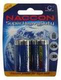 Kohlenstoff-Zink-Batterien