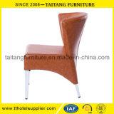 거품 방석을%s 가진 의자를 식사하는 현대 중국 작풍 금속