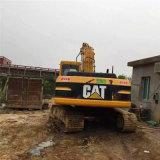 Lagarta usada 320b das máquinas escavadoras da esteira rolante para a venda