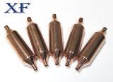 Acumulador del tubo de cobre del refrigerador de R134A