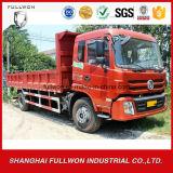 Caminhão de Tipper da tonelada da tonelada -10 de Dongfeng LHD/Rhd 4X2 6m3 8/caminhão de descarga