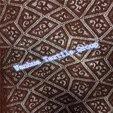 Nueva tela del cordón del algodón 2016