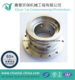 Chapeau rond de usinage d'embout de tuyau de qualité pour le tube en acier