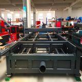 Cnc-Gewebe-Autoteil-Metall, das Ausschnitt-Stich-Gerät aufbereitet