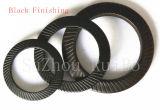 Het Slot/vlak de Wasmachine/de Wasmachines van het Roestvrij staal van DIN 9250