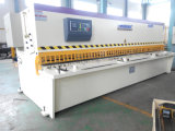 Modèle de machine de cisaillement de guillotine en acier hydraulique QC11y/K 6 x 2500