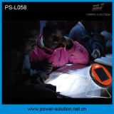 2 년 보장 (PS-L058)와 더불어 가족 점화를 위한 휴대용 태양 LED 램프,