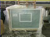 薄板にされた緩和されたガラスのバスケットボール背板