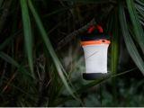 Luz de acampamento dobrável ao ar livre do diodo emissor de luz