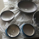 管端Cap Polishing Stainless Steel 316L Dish Heads