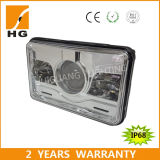 Hi/Low Beam LED Headlight 4X6 LED Headlight voor Jeep